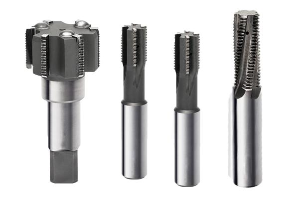 High Precision PCD End Mills Common Customized Milling Thread Application