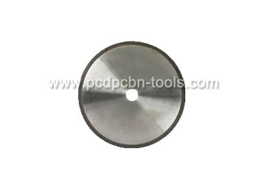 China High Precision Diamond Grit Cutting Wheel 1A1R Ultrathin Spring Steel Body factory