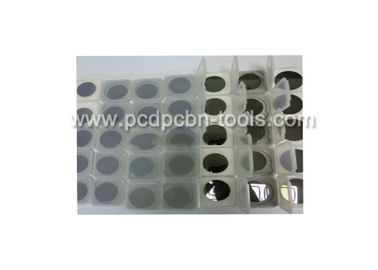 China Diamond Segment PCD Blanks For Inserts Diamond Tips Tungsten Carbide Base factory