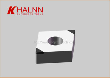 China Hardened Steel Bearing Cutting PCBN Inserts Heavy Interrupt Cutting Wind Power Bearings factory