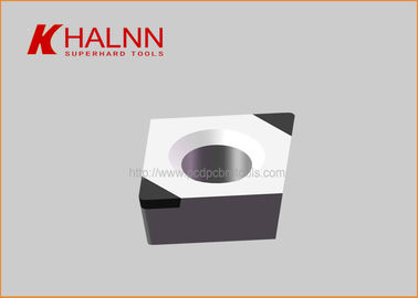 China Finish Machining Hardened Steel Bearing PCBN Inserts Better Wear Resistance factory