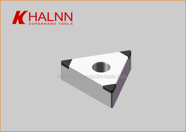 China Triangle High Speed Pcbn Tools Cutting Bearing Steel Wind Power Bearings factory